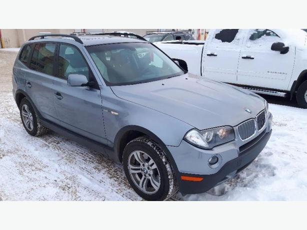 BMW 2008 X3 3.0I