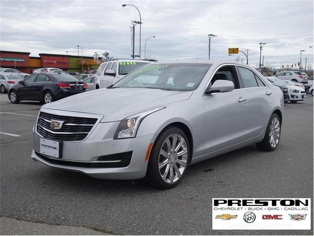 2015 Cadillac ATS 2.0 Turbo Luxury