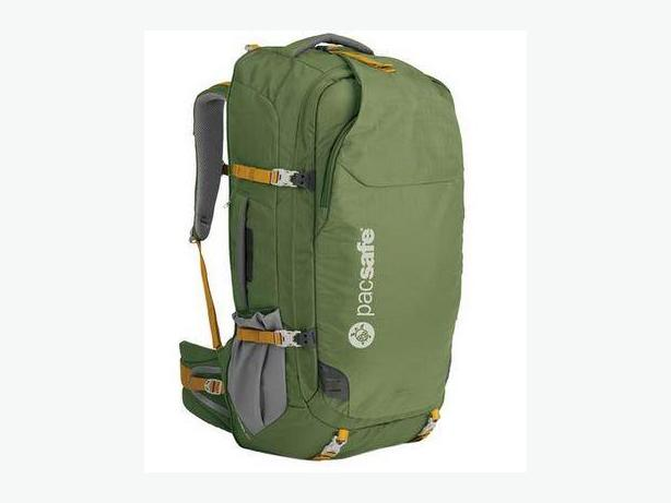 Like New - Pacsafe Venturesafe 65L GII Anti-Theft Travel Backpack - Unisex
