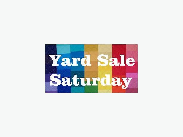 YARDSALE 25 AMANDA DRIVE EAST ROYALTY