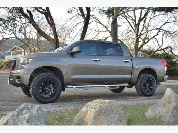 2007-2018 Toyota Tundra Crewmax NFAB Stainless Steel Steps