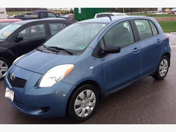 WANTED: WANTED: Looking for a 2006-2011 Toyota Yaris Hatchback