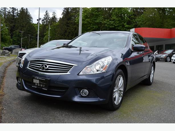 2011 Infiniti G37 Sedan AWD - ONLY 26,000 KMs