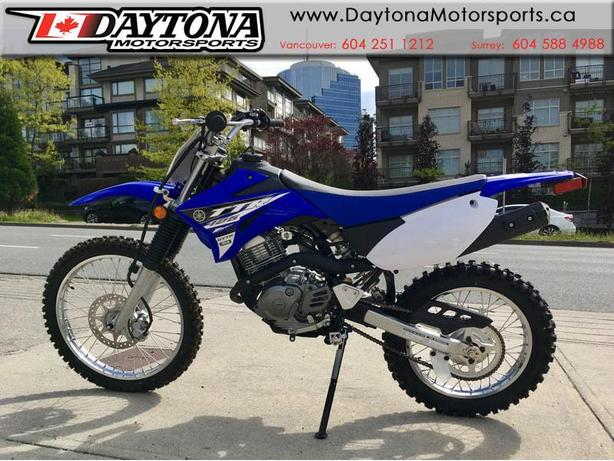 * SOLD * 2015 Yamaha TT-R125 LE  Off Road Bike * NEW *