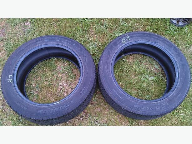 Pair Dunlop SP Sport 7000