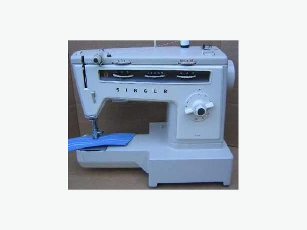 WANTED; SEWING MACHINE - WORKING ORDER