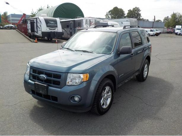 2012 Ford Escape Hybrid 4WD