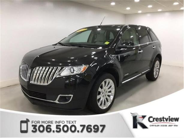 2014 Lincoln MKX AWD   Leather
