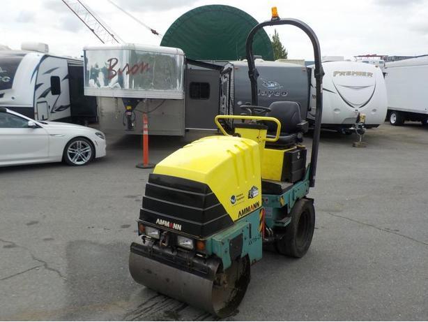 2010 Ammann AV16-2K Tandem Roller