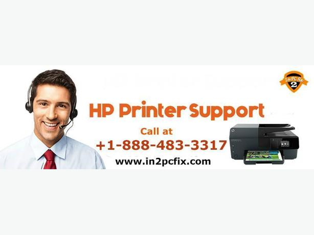 HP Printer Technical Support Number +1-888-483-3317