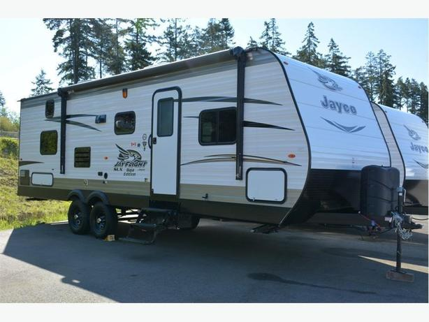 2017 Jayco Jay Flight SLX 267BHSW