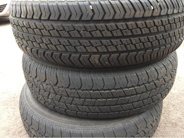 tires 225 75 R15
