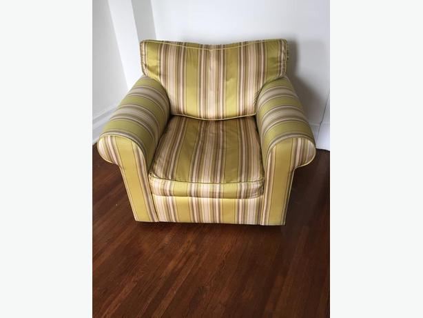 Down filled Biltmore Chair