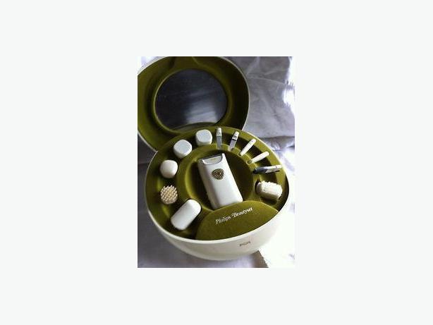 Beauty Set Electric Shaver, Massage,