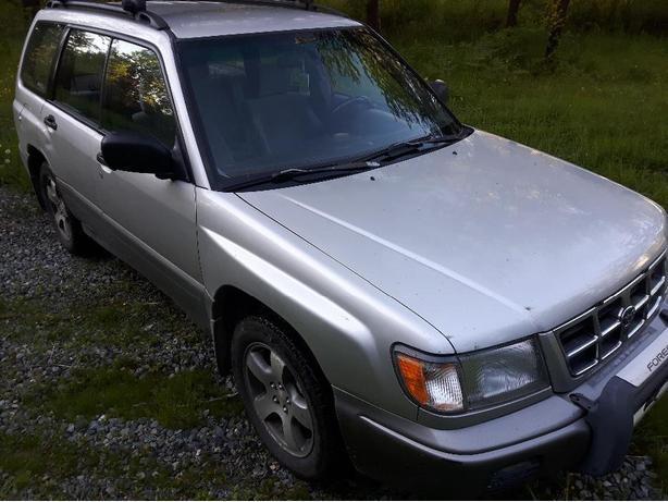 Subaru Forestar AWD