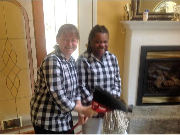 Black and White Housekeeping Services- cleaning excellence