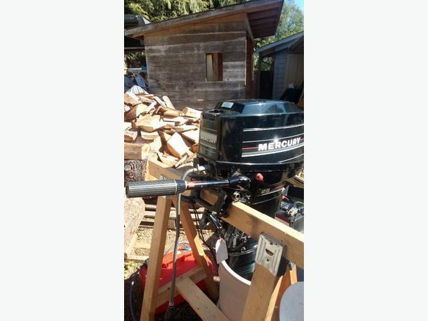 Mercury 25hp Outboard Motor