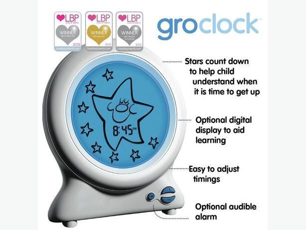 Gro Clock for Toddler sleep training