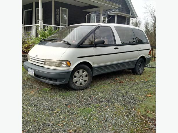 1996 Previa - needs work  NOW REDUCED!