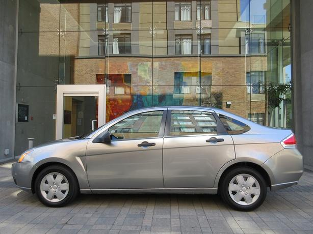 2008 Ford Focus - 115,*** KM! - LOCAL VEHICLE! - NO ACCIDENTS!