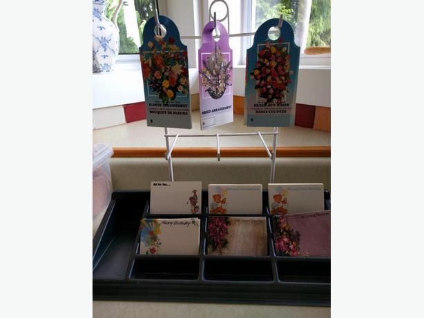 Florist cards
