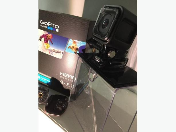 Reduced Price! GoPro Hero Session 4 • FOR SALE