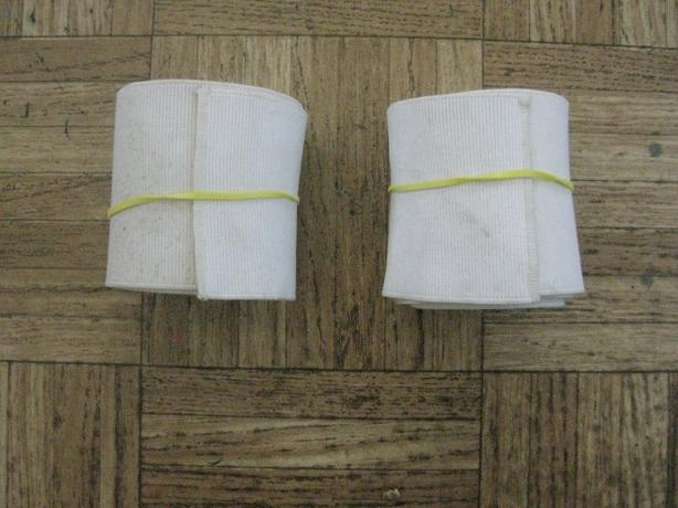 7 FT- ELASTIC KNEE WRAPS