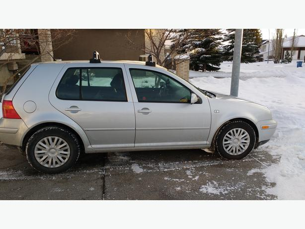 2006 VW Golf Hatchback