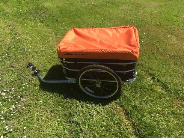 Avenir bicycle trailer