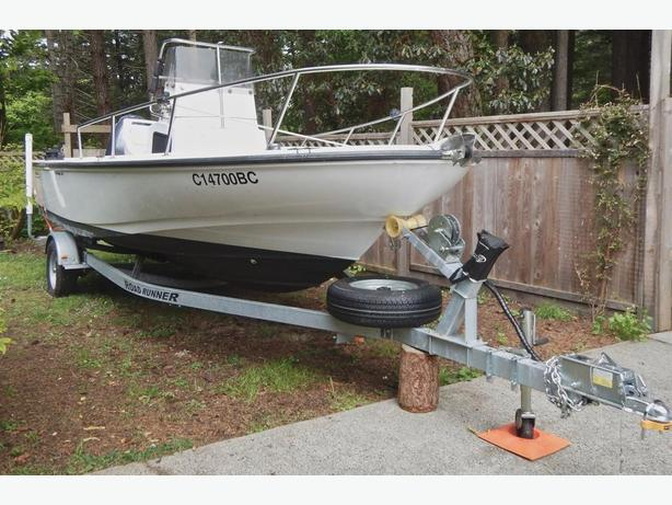 20 ft Boston Whaler Outrage