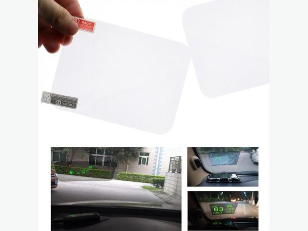 Head Up Display HUD Film Protective Reflective Screen