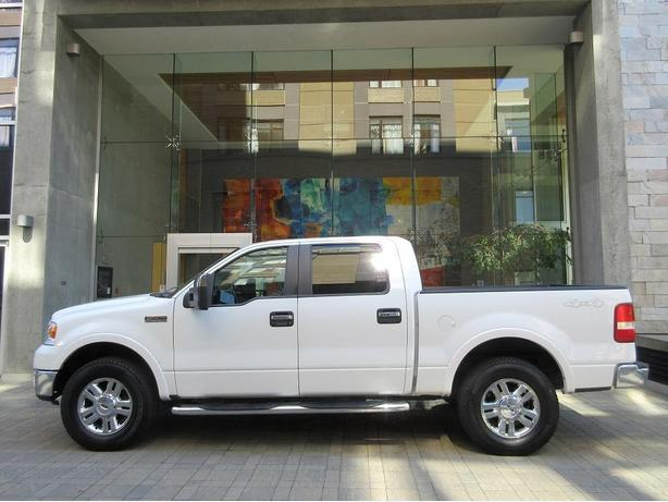 2008 Ford F150 Lariat SuperCrew 4x4 - 98,*** KM! - NO ACCIDENTS!