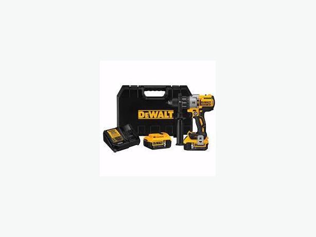 dewalt lithium 20v drill kit