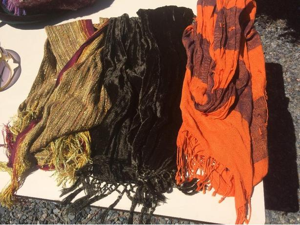 fancy scarves