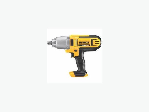 dewalt 20v 1/2 impact wrench