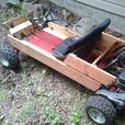 COOL LITTLE GO CART FOR KIDS OR ALDULTS!!!!