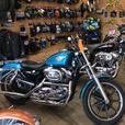 * Nanaimo Used Harley Davidson department*