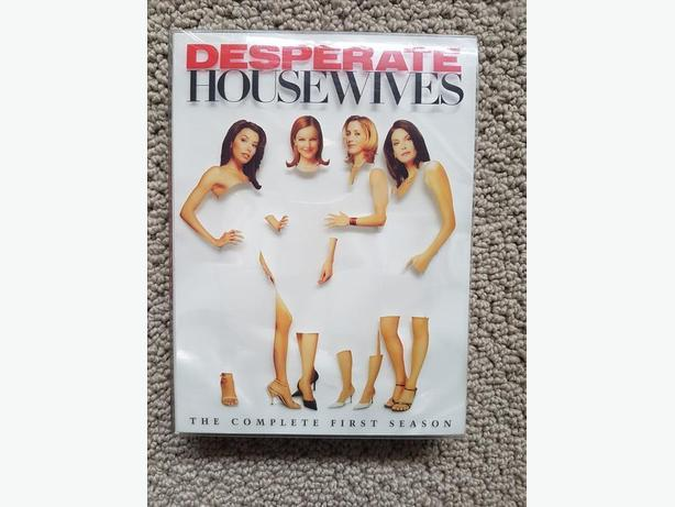 Desperate Housewives Season 1- reduced