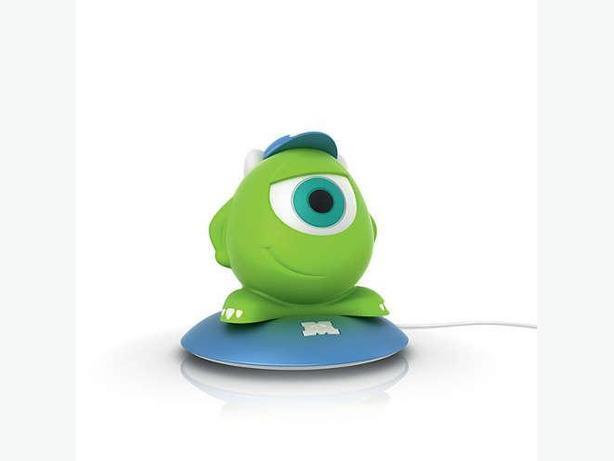PHILIPS SoftPal Portable Night Light - Disney Monsters University Mike