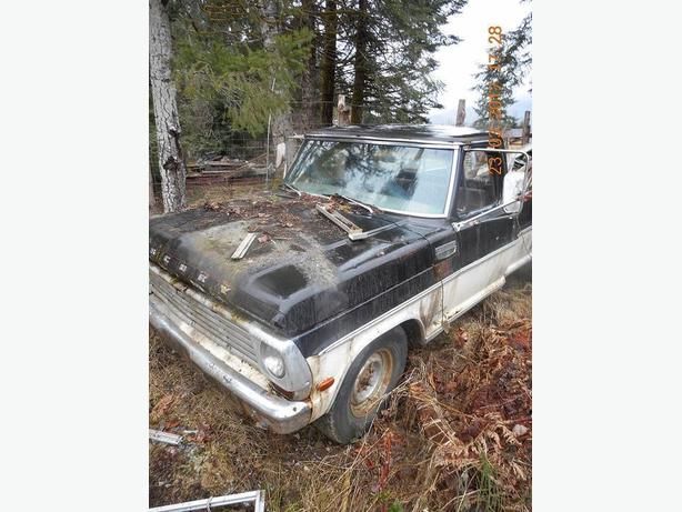 Mercury - who bought this truck
