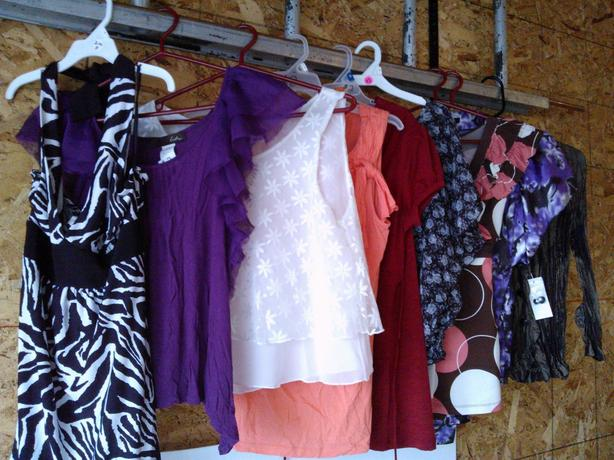 Ladies tops, dresses and pants in size 6