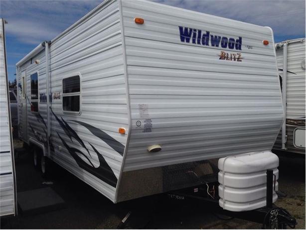 2008 Wildwood T25FSBL -