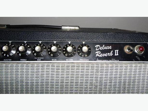 looking for Fender II series amp made 1982 - 1985