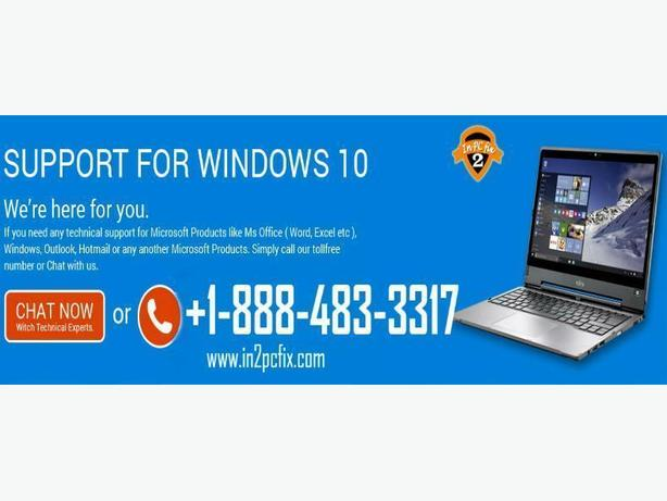 Call us @ +1-888-483-3317 for Windows 10 Technical Support