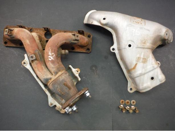 94-97 Miata exhaust manifold