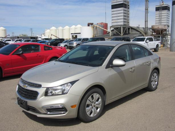 2016 Chevy Cruze LT - Only 12,000Km - Like New!