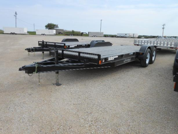 "2016 Rainbow 20"" Excursion Tilt Deck Trailer HH3899"