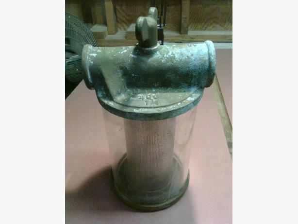 Perko Sea Strainer