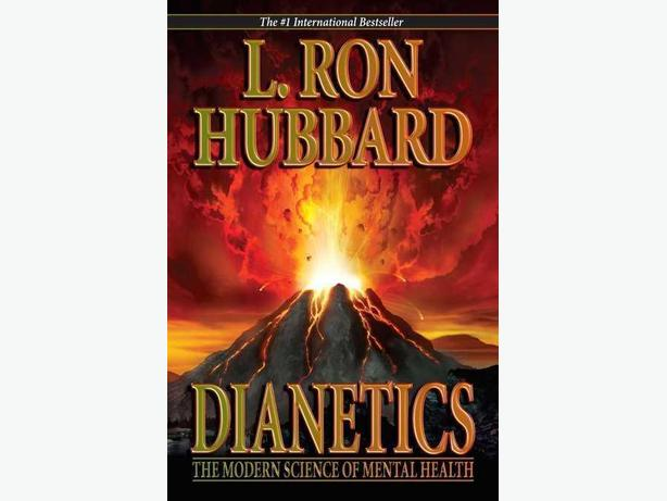 SELF-HELP BOOK!! DIANETICS: THE MODERN SCIENCE OF MENTAL HEALTH