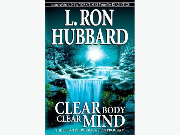 SELF-HELP BOOK!! CLEAR BODY, CLEAR MIND